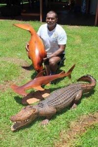 Marsat Newman Master Craftsman, Bamaga