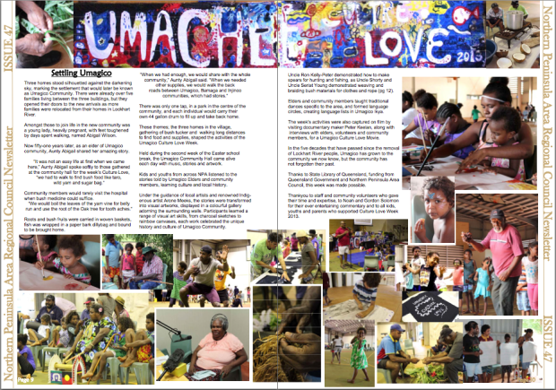 Umachee Culture Love